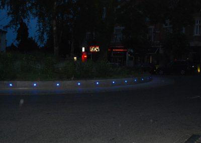 ELEC-DVC: Rond punt kerkhof Etterbeek